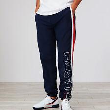 fila jogging suits. new fila men\u0027s vintage athletic psanto side print pant lm171yb9 410 pecoat jogging suits