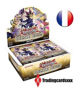 ♦Yu-Gi-Oh!♦ Boite 36 Boosters Duellistes Légendaires : Le Héros Magique - VF