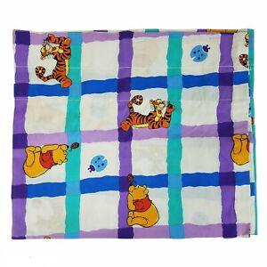 Disney Winnie the Pooh Valance 84 x 15 Tigger Ladybug Vintage