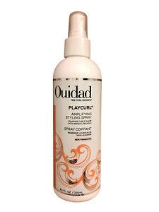 Ouidad PlayCurl Curl Amplifying Styling Spray 8.5 OZ