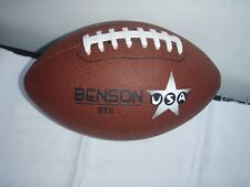 Benson by Forelle - American Football Ball - Super Bowl neu