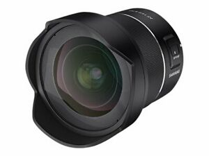 Samyang Wide-angle lens 14 mm f/2.8 RF compatible with Canon EOS R Samyang 22936