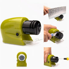 1Pcs Electric Kitchen Household Scissors Grindstone Sharpening Stone Sharpener