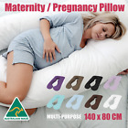 Aus Made Maternity Pregnancy Nursing Sleeping Body Boyfriend Pillow-80 x 140cm
