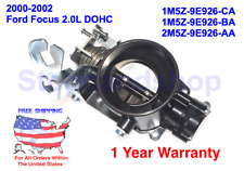 New Fuel Injection Throttle Body for 2000 - 2002 Ford Focus 2.0L DOHC