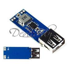 DC-DC 3V/3.3V/3.7V/4.2V to 5V USB 2A Step Up Vehicle Power Charge Module