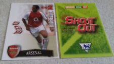 Disparar Fuera Tarjeta 2003/04 (03/04) - Green Back-Arsenal-EDU