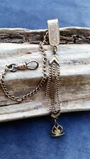 A.F.A. signed gold filled Victorian watch fob antique