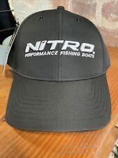 Nitro Performance Fishing Boats Hat