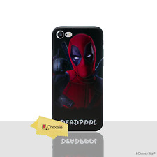Marvel Case/Housse pour Apple iPhone 5/5s/SE/protecteur d'écran/Gel/DEADPOOL