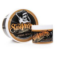 2 X Suavecito Hair Pomade Strong Firme 4OZ 113G Mens Hair Barber Gel  2 Tubs