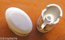 1 Ricambio lavatrice Indesit WD 125T 125 un 1 pulsante bianco selettore manuale