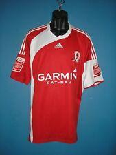 2009-2010 Middlesbrough Home Football Shirt [XXLarge] Player Shirt WHEATER 31