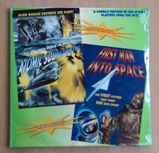 The Atomic Submarine / First Man Into Space - NTSC Laserdisc ID3204GO - New