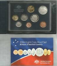 2006 PROOF SET - ROYAL AUSTRALIA MINT - IN BOX WITH CERTIFICATE