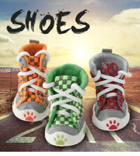 Puppy Pet Dog Cat Cute Shoes Sport Shoes Casual Anti-slip Boots Sneakers