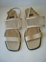 Elegant Style Stuart Weitzman Sz 7 AAA Slingback Heel Sandal Shoes Made in Spain