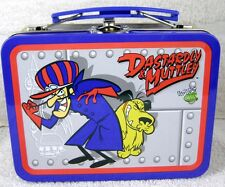 Dastardly & Muttley Wacky Races Tin Metal Mini Lunchbox Licensed 80344 New