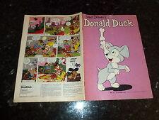 DONALD DUCK - NO 12 - Date 03/1972 - Dutch Walt Disney Comic (In Dutch)