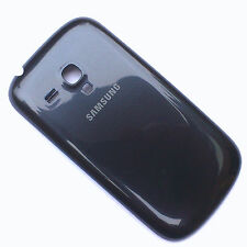 100% Genuine Samsung Galaxy S3 mini i8190 rear battery cover back housing blue