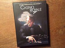 James Bond 007 - Casino Royale [3 DVD Box ]  Deluxe Collector's Edition CRAIG