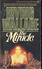 The Miracle by Irving Wallace (1985,Paperback)
