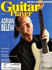 Guitar Player Magazine September 1990 Adrian Belew, Don Everly, Robert Johnson
