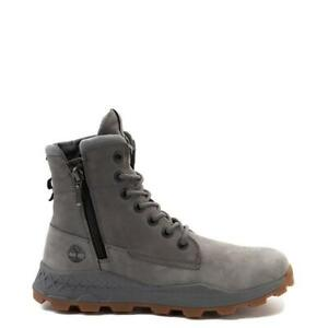 Timberland Mens Brooklyn Side-Zip Boots , Various Colors