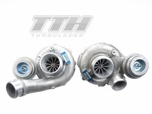 Upgrade Turbolader Mercedes E CLS S CL 63 AMG M157 5,5L GTX3071 -1000 PS