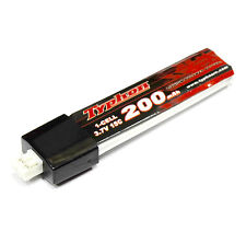 1x Lipo Akku 1S 3,7V 200mAh für E-Flite Blade mCP X mCPx V2 EFLB2001S25 Batterie