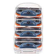 4-Pack 5 Blades For Men Fusion Razor Shaving Shaver Trimmer Refills Cartridges
