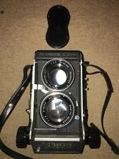 Mamiya C330 Film Camera with 80mm Lens