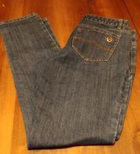 Michael Kors Medium Wash Blue Denim Skinny Slim Jeans Womens Size 6