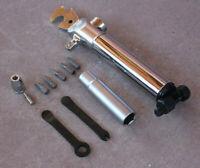 SHADOW CONSPIRACY MULTI TOOL W// CHAIN BREAKER SOCKET BMX BICYCLE BLACK NEW