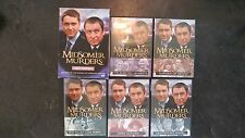 Midsomer Murders - Set 3 (DVD, 2004, 5-Disc Box Set) - Drama - Fast Shipping!