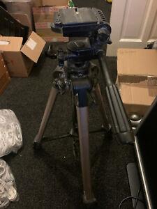Velbon CX-640 Tripod video Camera Photo shoot stand