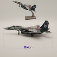 1/100 Scale Mcdonnell Douglas F-15E Strike Eagle Diecast Airplane Model