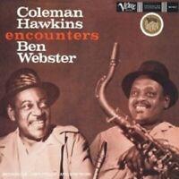 """COLEMAN HAWKINS & BEN WEBSTER """"COLEMAN HAWKINS..."""" CD"""