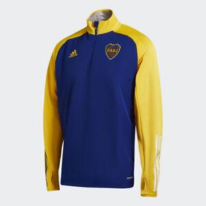 Boca Juniors Trainning Soccer Warm Top