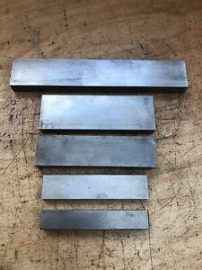 5x Engineers Bars
