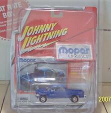 Johnny Lightning 1998 DODGE RAM 2500 PICKUP #19 WHITE LIGHTNING Super RARE