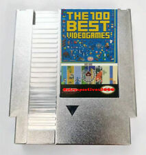 Super game 153 in 1 Nintendo Nes game cartridge -100 Best Silver Plated
