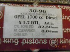 4 King Pistons, Opel/Vauxhall X17DTL
