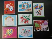 Lot Of 13 Assorted Vtg. Lisa Frank Greeting Cards With Envelopes by Renaissance