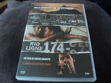 """DVD """"RIO LIGNE 174"""" film Bresilien de Bruno BARRETO"""