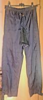 Pantaloni/Trousers da Golf DANIEL SPRING, Technical Waterproof, Black, M