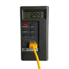 Digital Pyrometer Thermometer K-TYPE Thermocouple Blacksmith Tool Forge Kiln