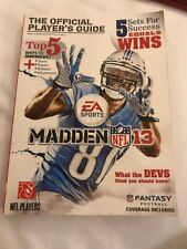 Madden NFL 13 Official Game Guide (Prima Official Game Guides) by Prima Games