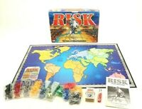Risk Board Game Replacement Pieces Parts Army Dice Board Parker Brothers 1998