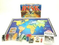 Risk Board Game Pieces Parts Replacements Parker Brothers 1998